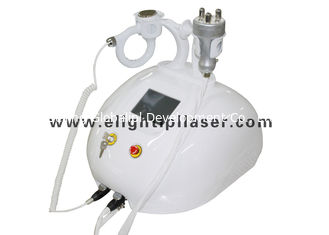 Quick Facial Care Skin Lift Cavitation Ultrasonic Slimming Machine , 635nm Diode Laser