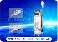 Ipl Rf Hair Removal / Skin Treatment Equipment With 10.4 Inch LCD Display Screen