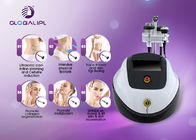 5 Handpieces Ultrasonic Cavitation Slimming Machine 40 KHz For Women