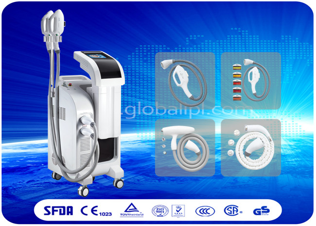 Hair Removal Face Lifting IPL RF Beauty Equipment Skin Care For Beauty Salon