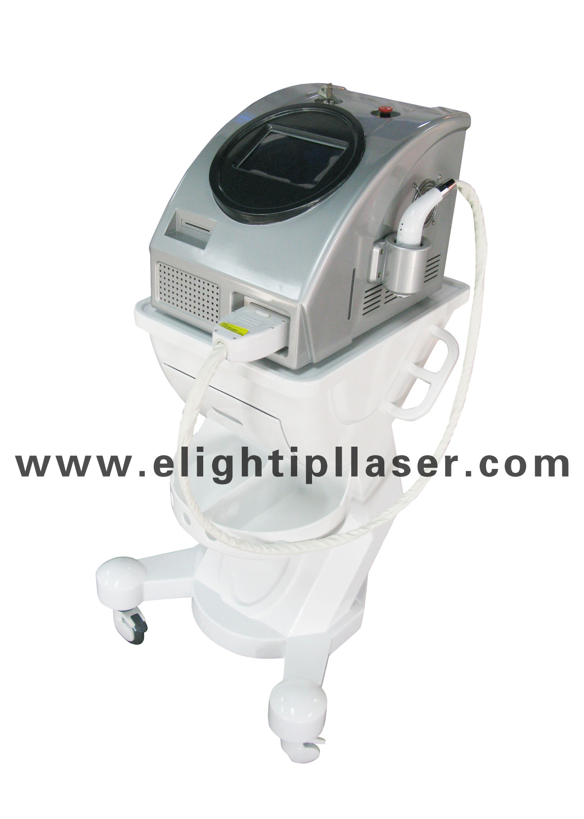 Non Invasive 6MHZ RF Beauty Machine For Vascular Removal Treatment